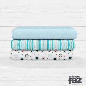 Azul – Kit 6 Estampas