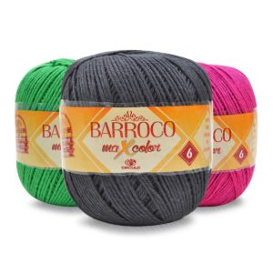 Max Color Barroco Círculo 400 gr n. 06