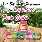 Kit Barbante Premium
